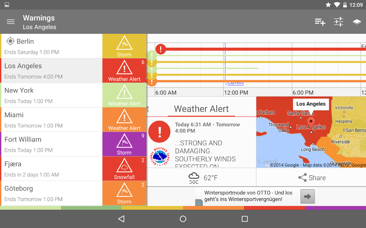 AlertsPro- screenshot