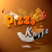 Christmas Pizza Knife