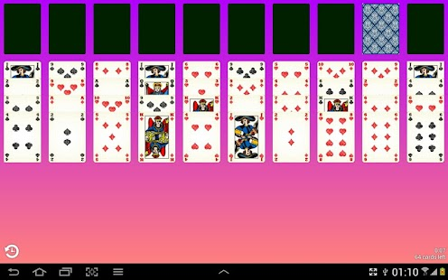 Solitaire Cards Game Pack Screenshot