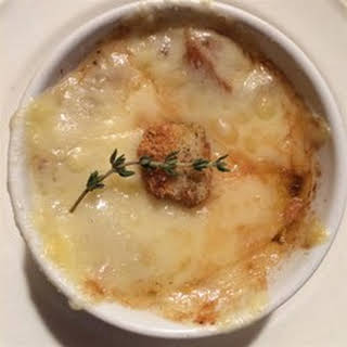 Quickie French Onion Soup.