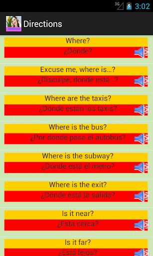 玩教育App|Spanish Phrasebook+免費|APP試玩