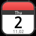 간편한 음력 달력 icon