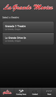 La Grande Movies- screenshot thumbnail