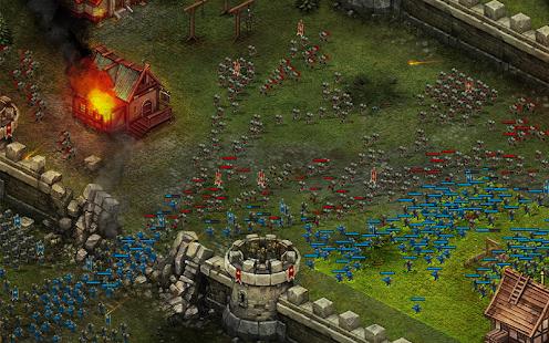 Throne Rush Screenshot 7