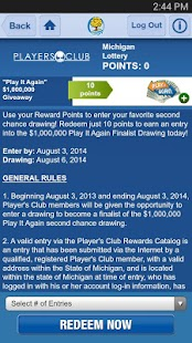 Michigan Lottery Mobile- screenshot thumbnail