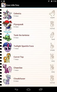 Free Download Draw My Little Pony APK for Samsung