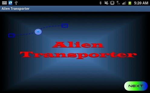 Alien Transporter- screenshot thumbnail