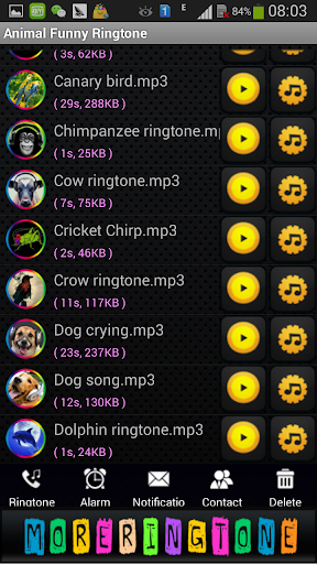 玩音樂App|動物おかしい着メロ免費|APP試玩