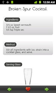 Drinks Master : Drinks Recipes - screenshot thumbnail