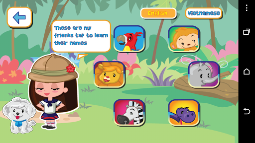 Zoo Kiddo - Learn Tap Animals