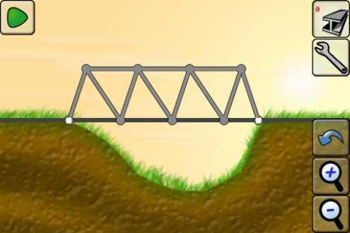 Build Bridges Game