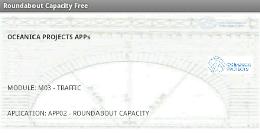 Roundabout Capacity Lite