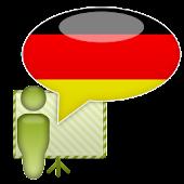 German Presenting