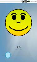 Screenshot of Kids Pain Scale