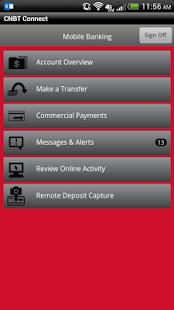 CNBT Connect - screenshot thumbnail