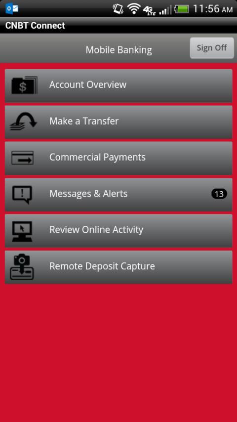 CNBT Connect - screenshot