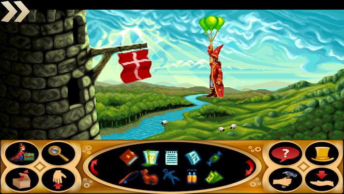 Simon the Sorcerer 2 - screenshot