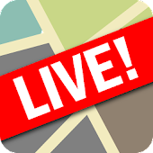 Live Gps map