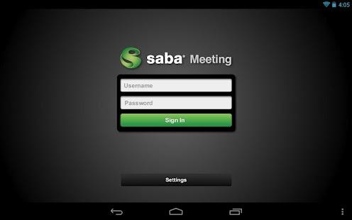 玩商業App|Saba Meeting免費|APP試玩