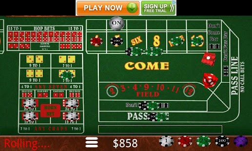 Craps Trainer - screenshot thumbnail