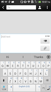 Adaptxt – Trial Keyboard - screenshot thumbnail