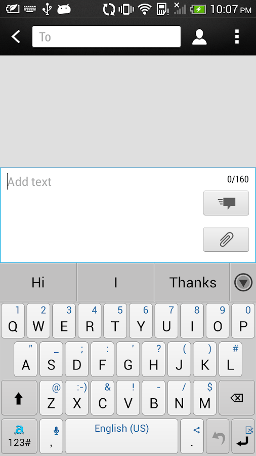Adaptxt – Trial Keyboard - screenshot