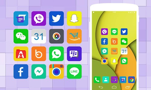 Concise Theme - Icon Pack, HD v1.1