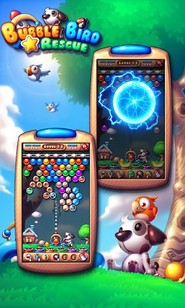 Bubble Bird Rescue v1.6.1 [Mod]