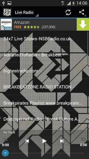 Breakbeat Live Music