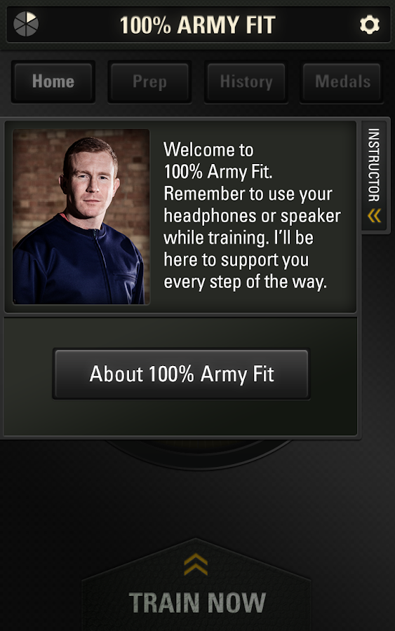 100% Army Fit- screenshot