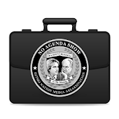 No Agenda in a Briefcase