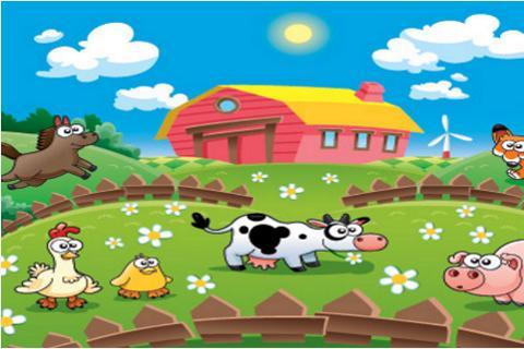 農家樂的聲音