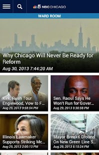NBC Chicago - screenshot thumbnail