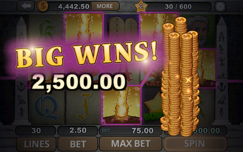 BIBLE SLOTS Free Slot Machines- screenshot thumbnail