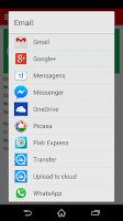 Screenshot of Minha Conta PF