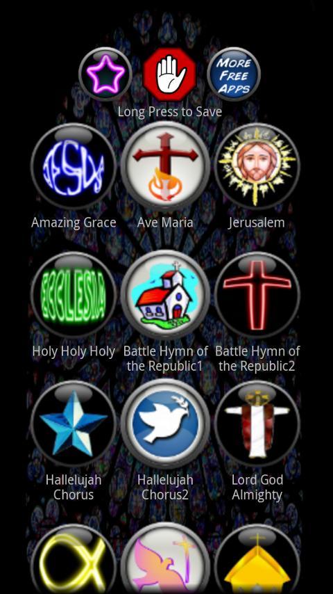 Popular Christian Ringtones- screenshot