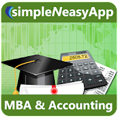 MBA and Accounting by WAGmob