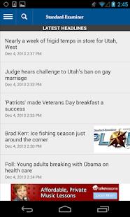 Standard-Examiner- screenshot thumbnail
