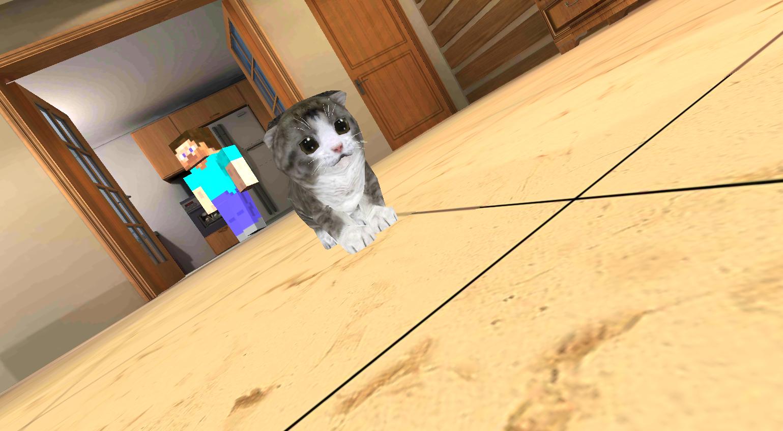 Kitten Cat Simulator D Craft