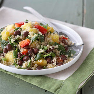 Caribbean Couscous Salad