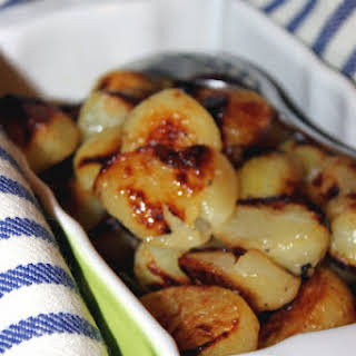 Jamie Oliver's Roasted Potatoes.