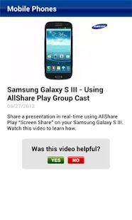 Samsung SPSN Canada - screenshot thumbnail