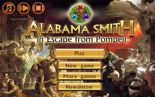 Alabama Smith - screenshot thumbnail