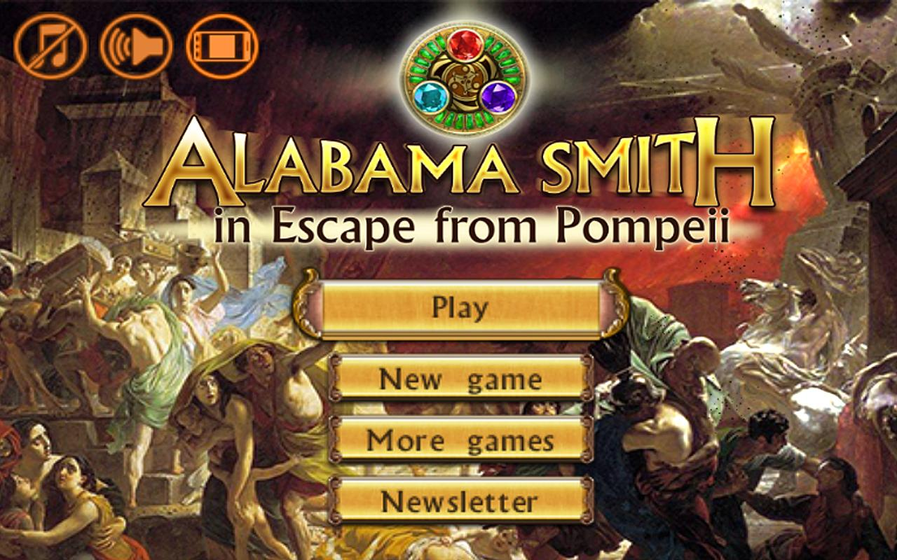 Alabama Smith - screenshot