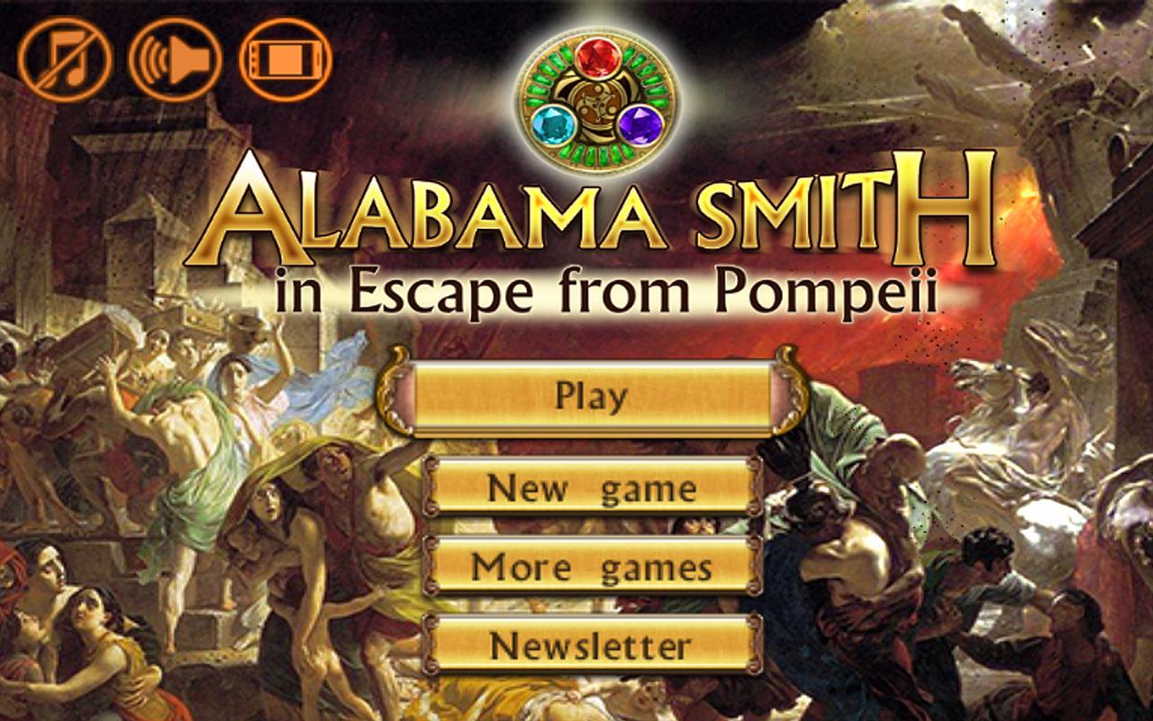 Alabama Smith- screenshot