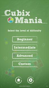 Cubix Mania Lite - screenshot thumbnail