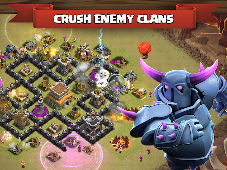 Clash of Clans 8.551.24 screenshot 576820