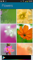 Screenshot of Flickr HD Backgrounds