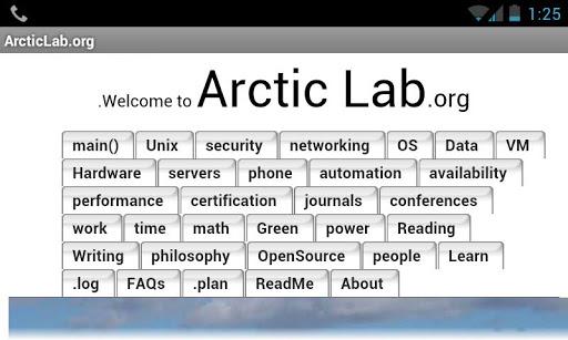 ArcticLab