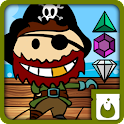 Bob Pirate Treasure Jewels icon